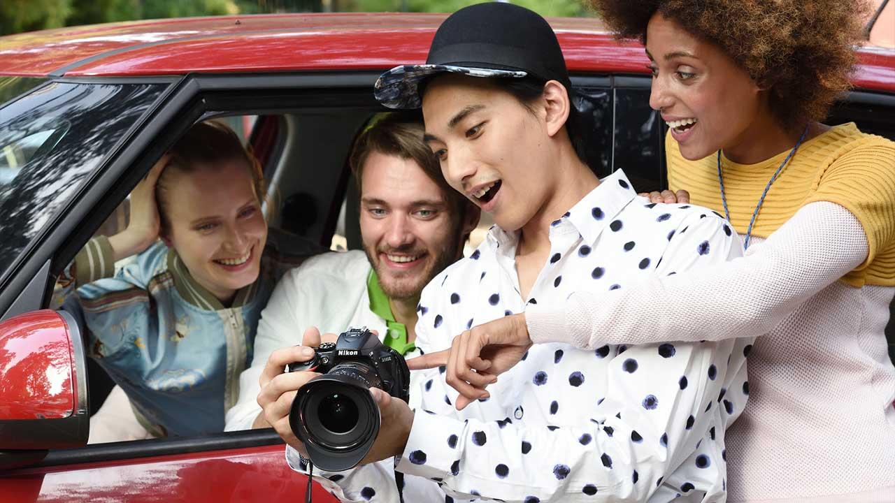 Nikon vi aspetta al Wide Photo Fest e al Salone dell'Auto thumbnail