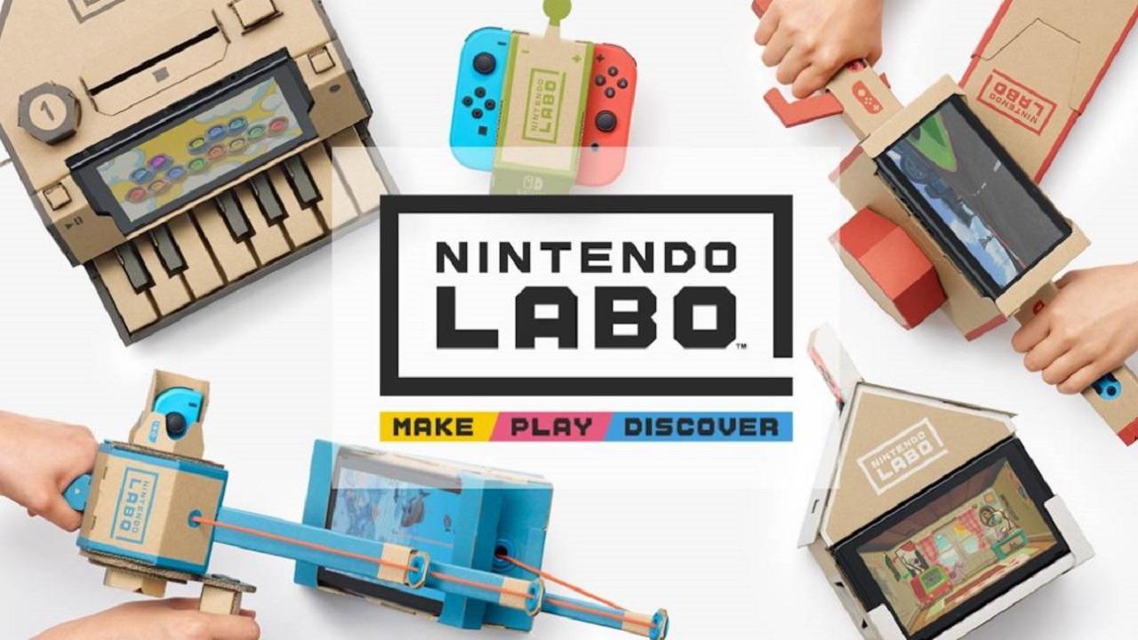 Nintendo Labo, un inventore lo usa per controllare la sedia a rotelle thumbnail