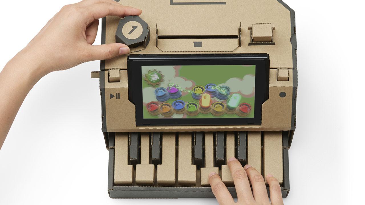 Nintendo Labo al MUSE di Trento per far giocare grandi e piccini thumbnail