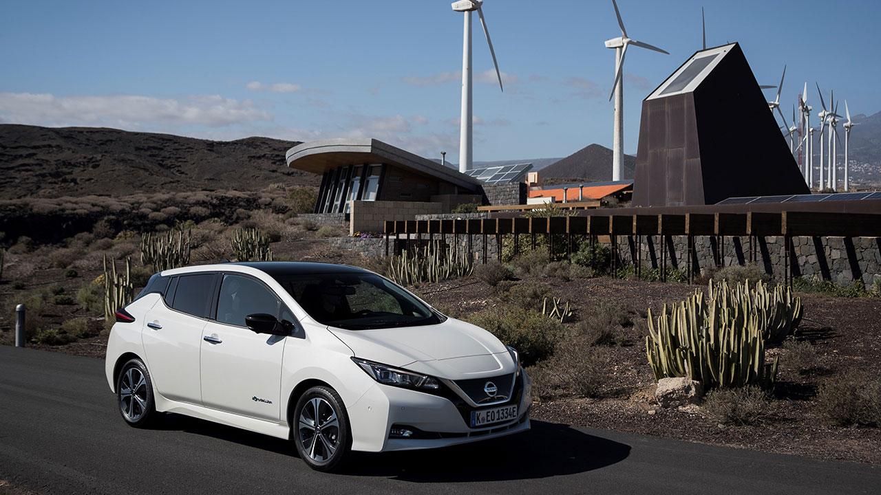 Nissan: in mostra a Tenerife l'Ecosistema Elettrico per un futuro sostenibile thumbnail