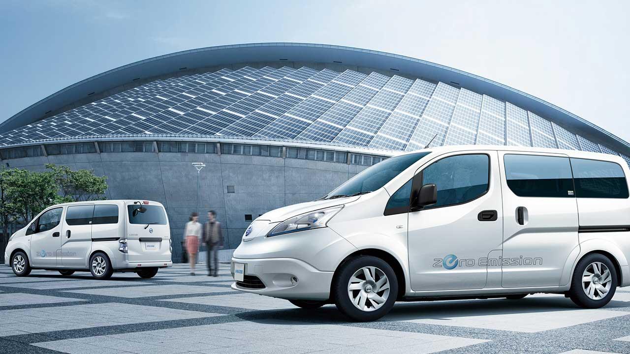 """Nissan: al via lo studio ideato per creare le """"centrali elettriche mobili"""" thumbnail"""