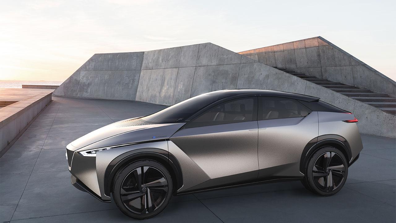 All'Auto China 2018 Nissan porterà tre diversi veicoli elettrici thumbnail