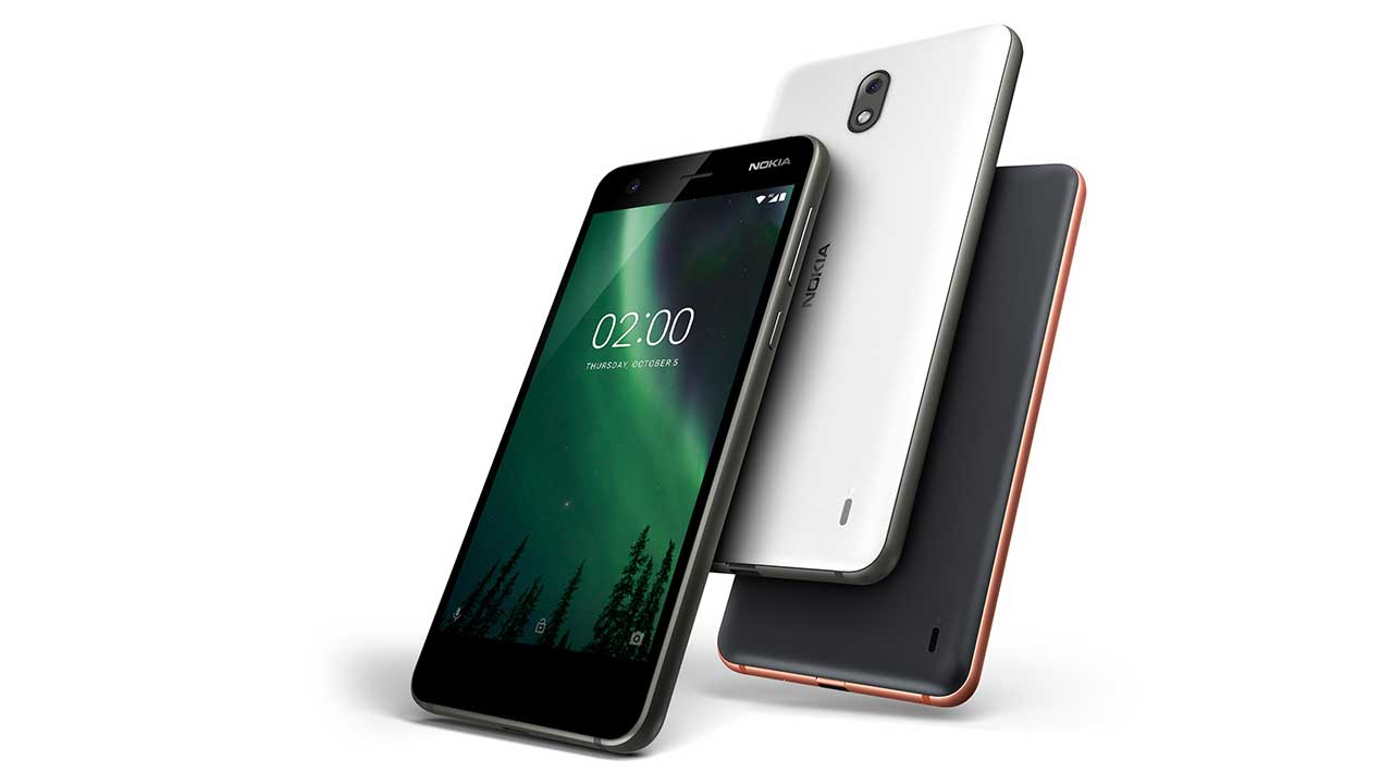 Nokia 2 arriverà in Italia nel 2018 thumbnail