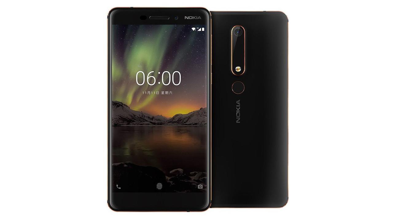 Nokia 6.1 disponibile da metà aprile: caratteristiche e prezzo thumbnail