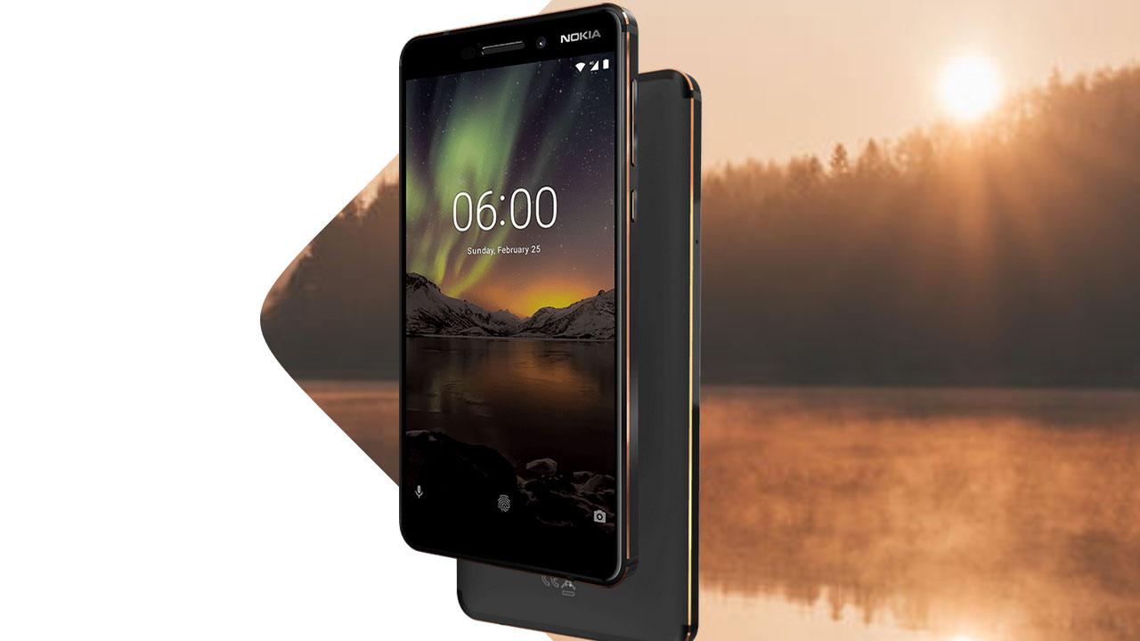 Nokia 6.1: un omaggio per chi lo acquista entro il 31 luglio thumbnail