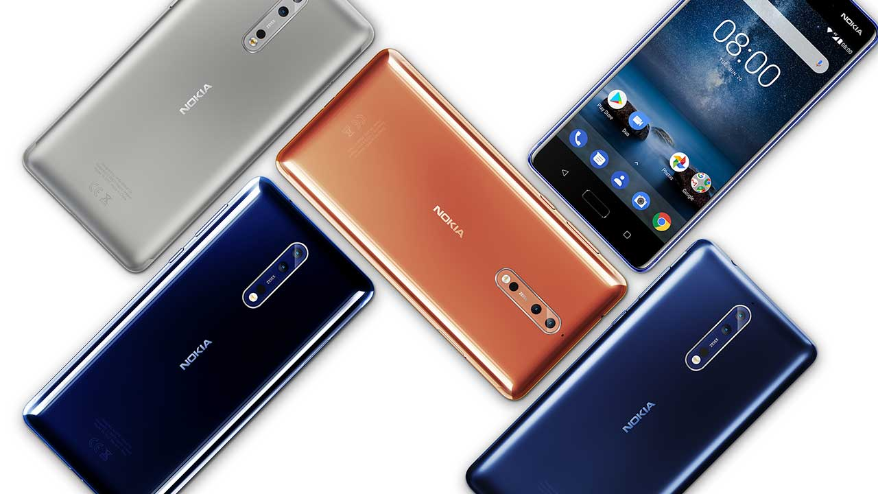 Nokia 8: il top di gamma di HMD Global thumbnail