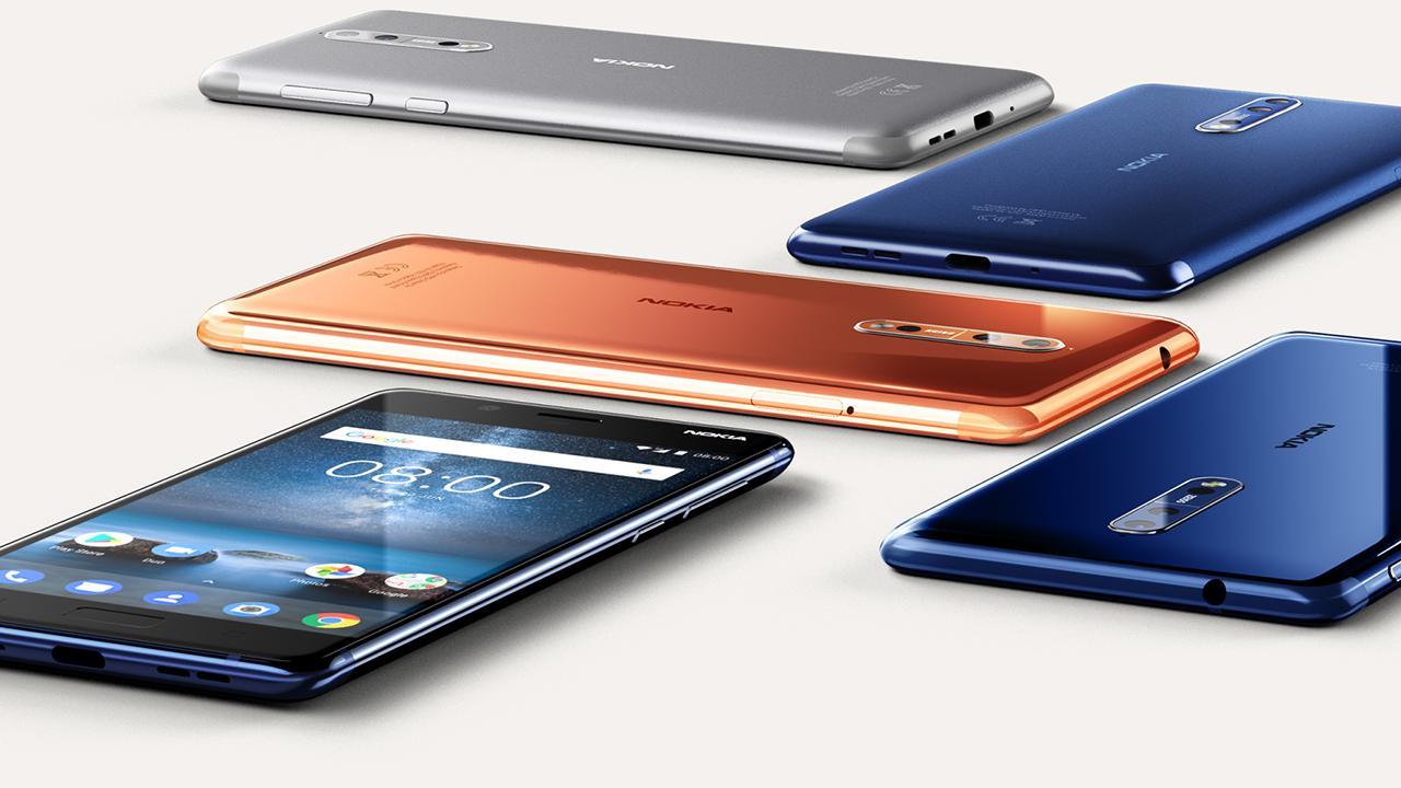 Nokia 8: la famiglia di smartphone Android si allarga thumbnail