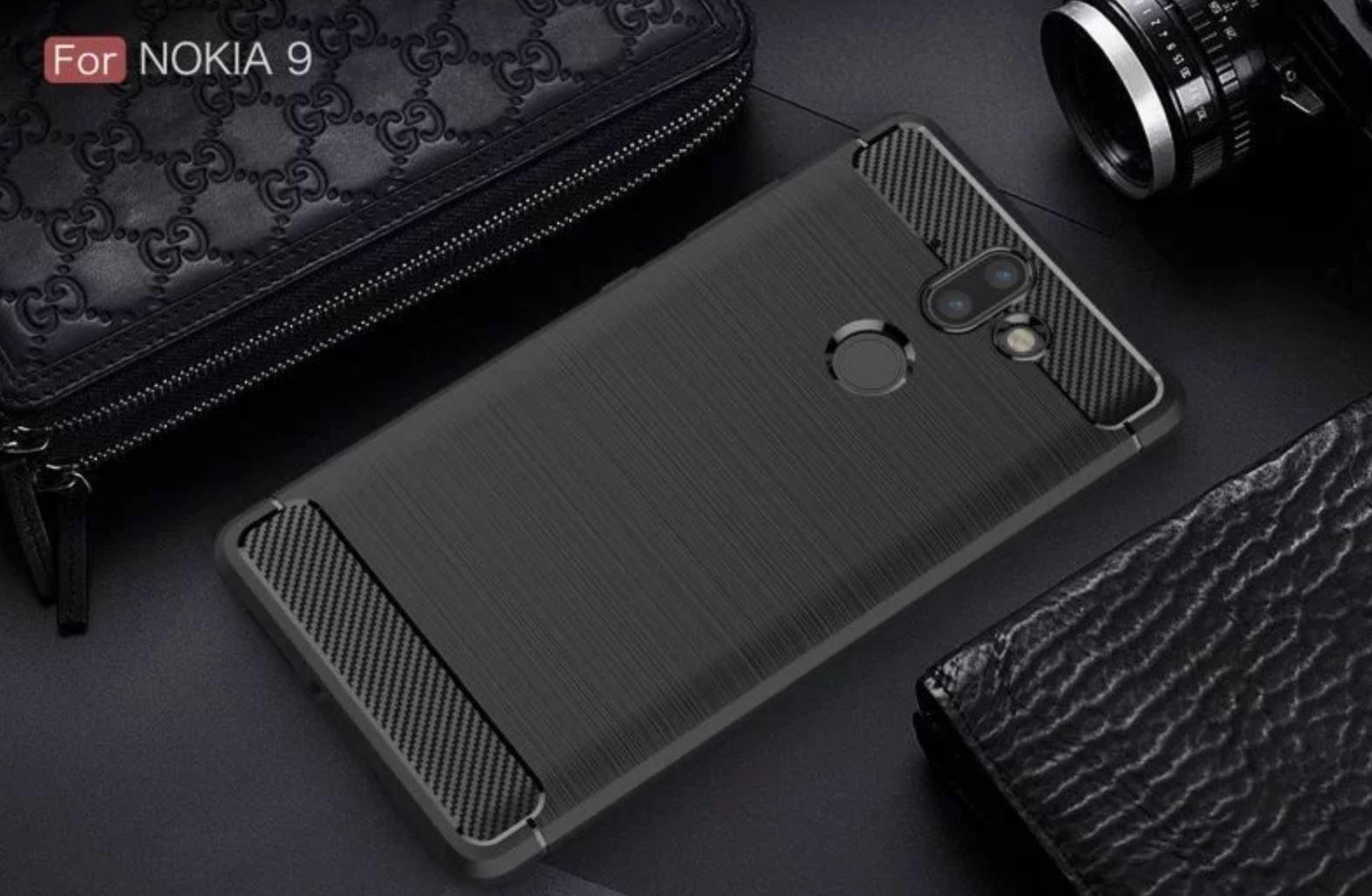 Nokia 9: un concept mostra doppia camera e design elegante thumbnail