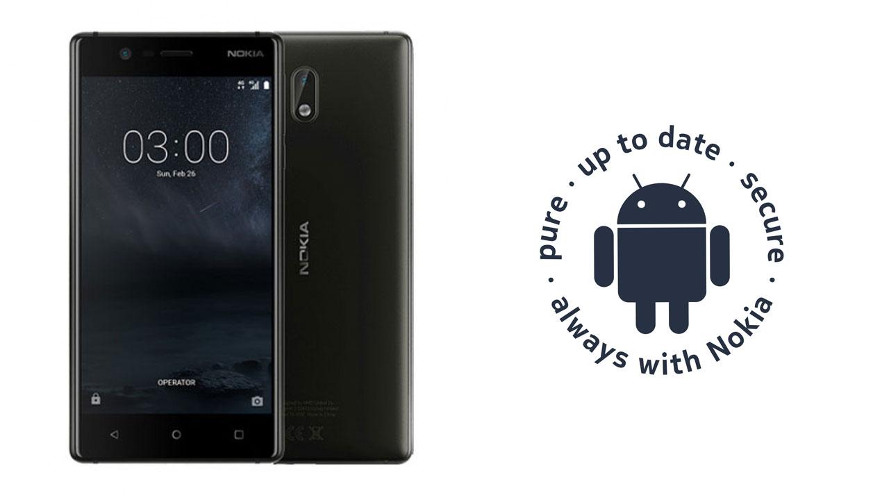 Nokia 3, Nokia 5 e Nokia 6: arriva l'aggiornamento ad Oreo thumbnail