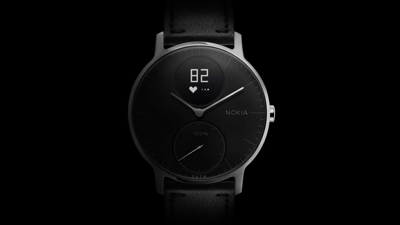 Il nuovo Nokia Steel HR sbarca in Italia thumbnail