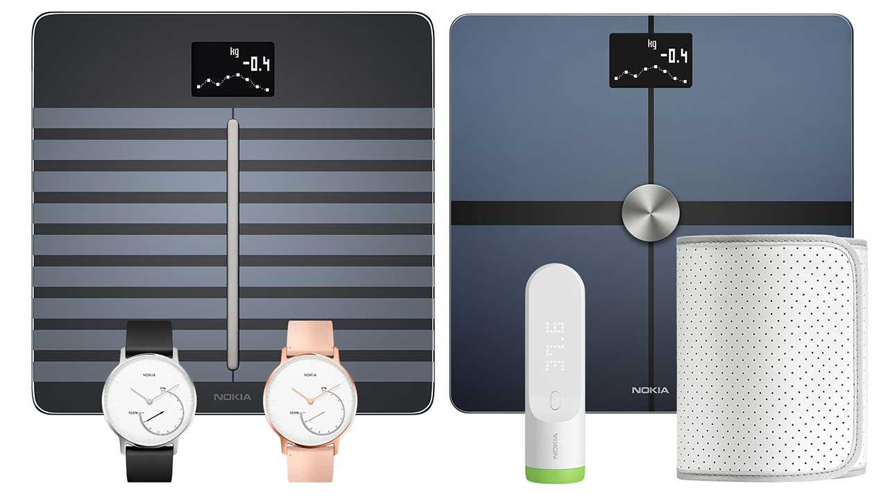Nokia: sconti fino al 40% sui prodotti digital health thumbnail