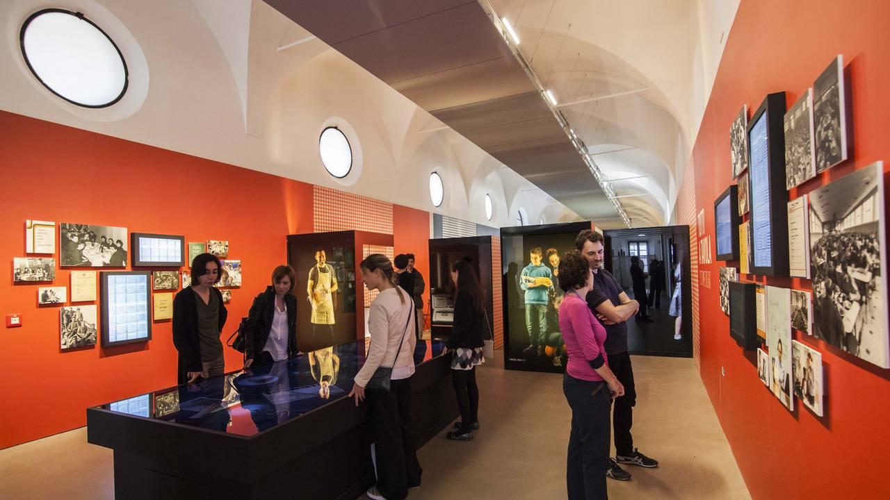 Notte al Museo, un modo diverso per esplorare il museo con la famiglia thumbnail
