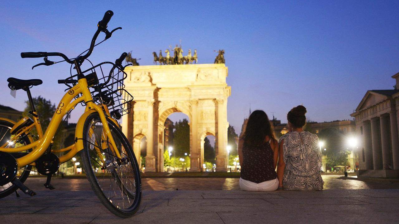Bike sharing e sostenibilità: OFO arriva in Italia, partendo da Milano thumbnail
