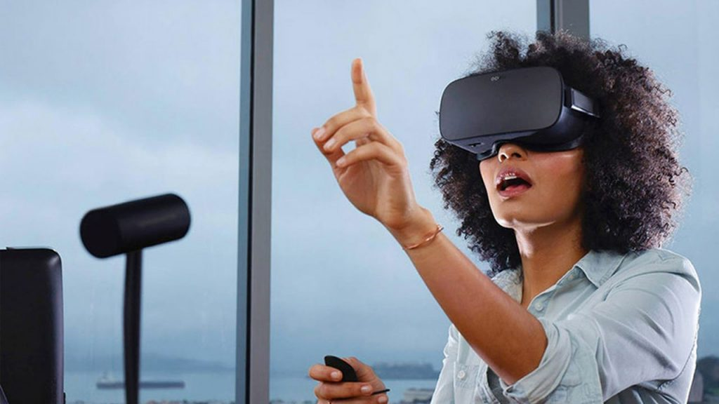 Oculus blue monday
