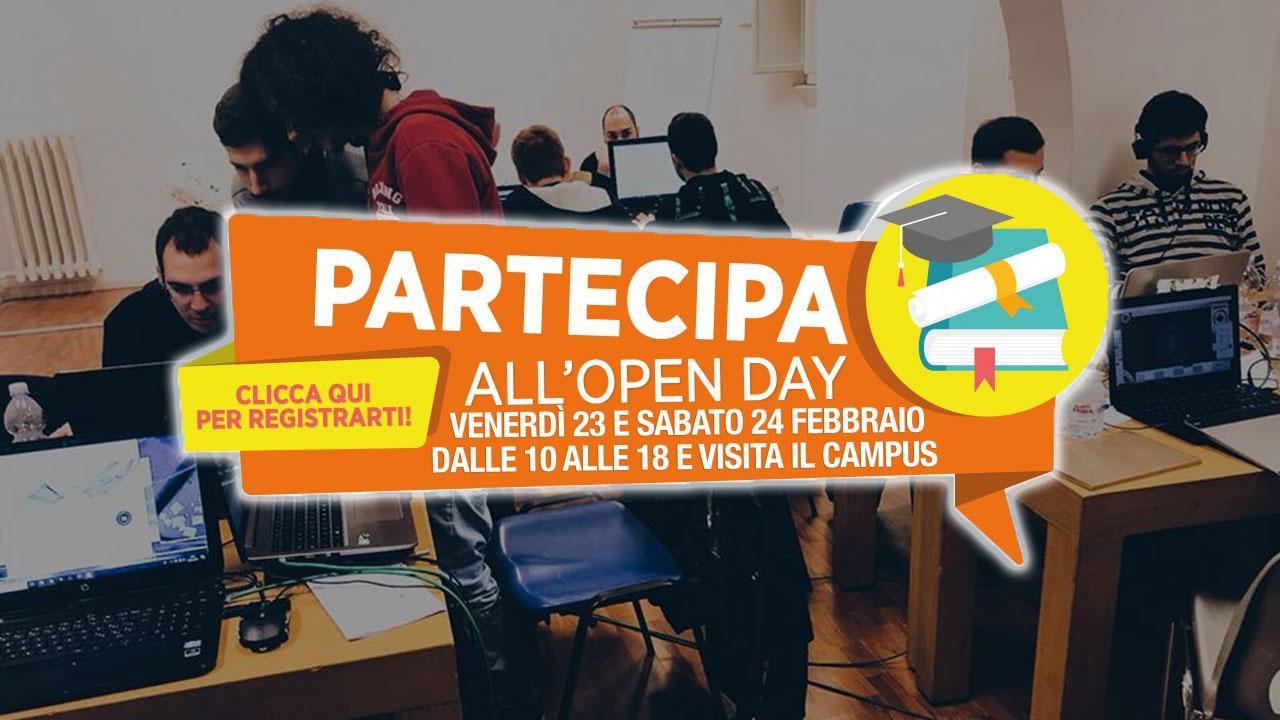 Vigamus Academy: il programma del prossimo Open Day thumbnail