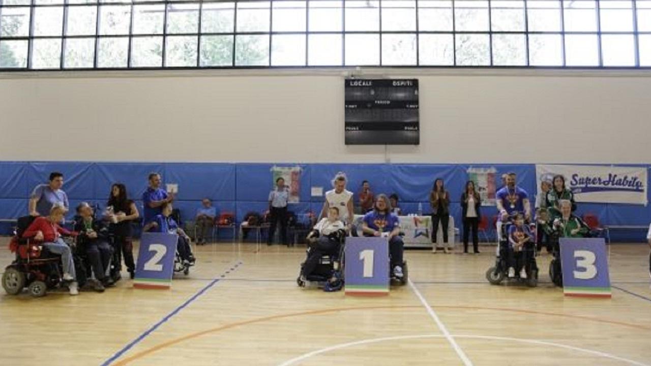 Il campionato di boccia paraolimpica passa da Milano anche con BMW Italia thumbnail