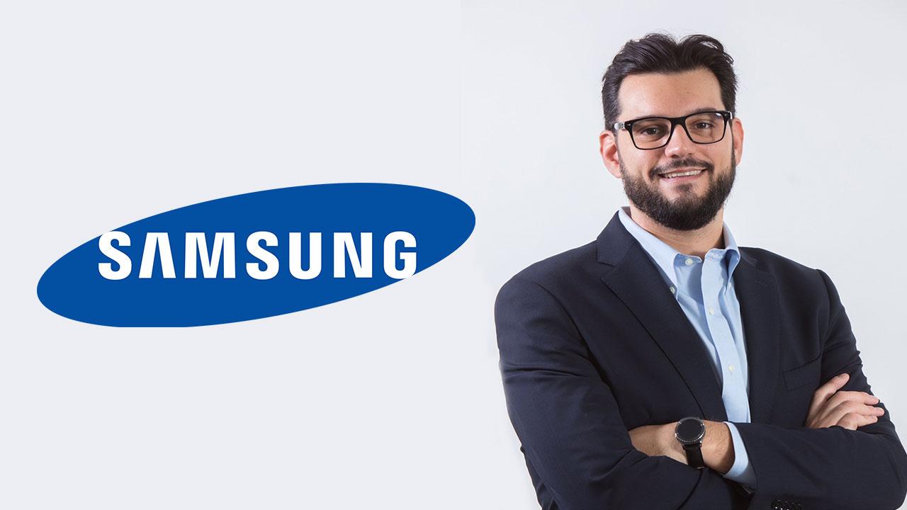 Samsung: Paolo Bagnoli è il nuovo Head of marketing B2B della divisione telefonia thumbnail