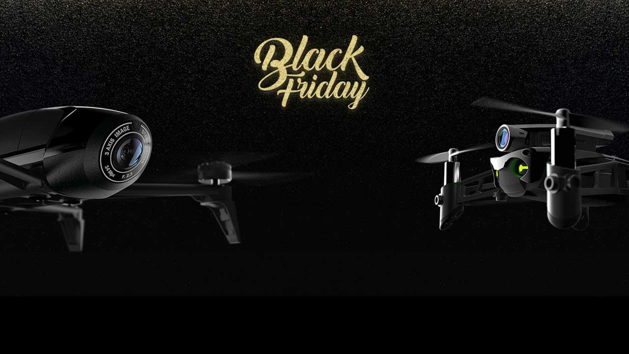 Parrot: ecco le offerte in occasioni del Black Friday thumbnail