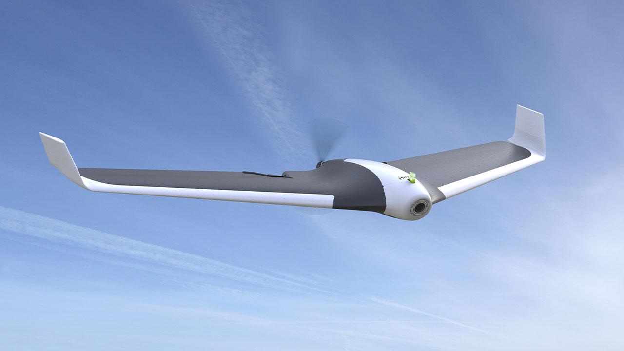 Parrot Disco: il drone dedicato ai maker di aeromodelli thumbnail