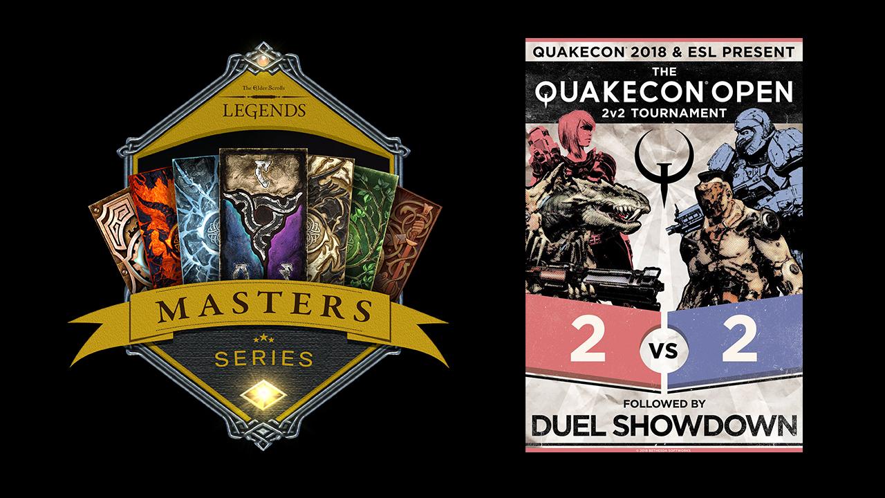 QuakeCon 2018: ecco i due tornei che si terranno durante l'evento thumbnail