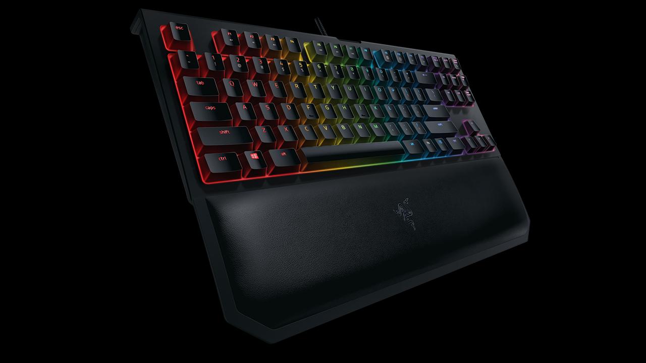 Razer presenta la tastiera BlackWidowTournament Edition Chroma V2 thumbnail