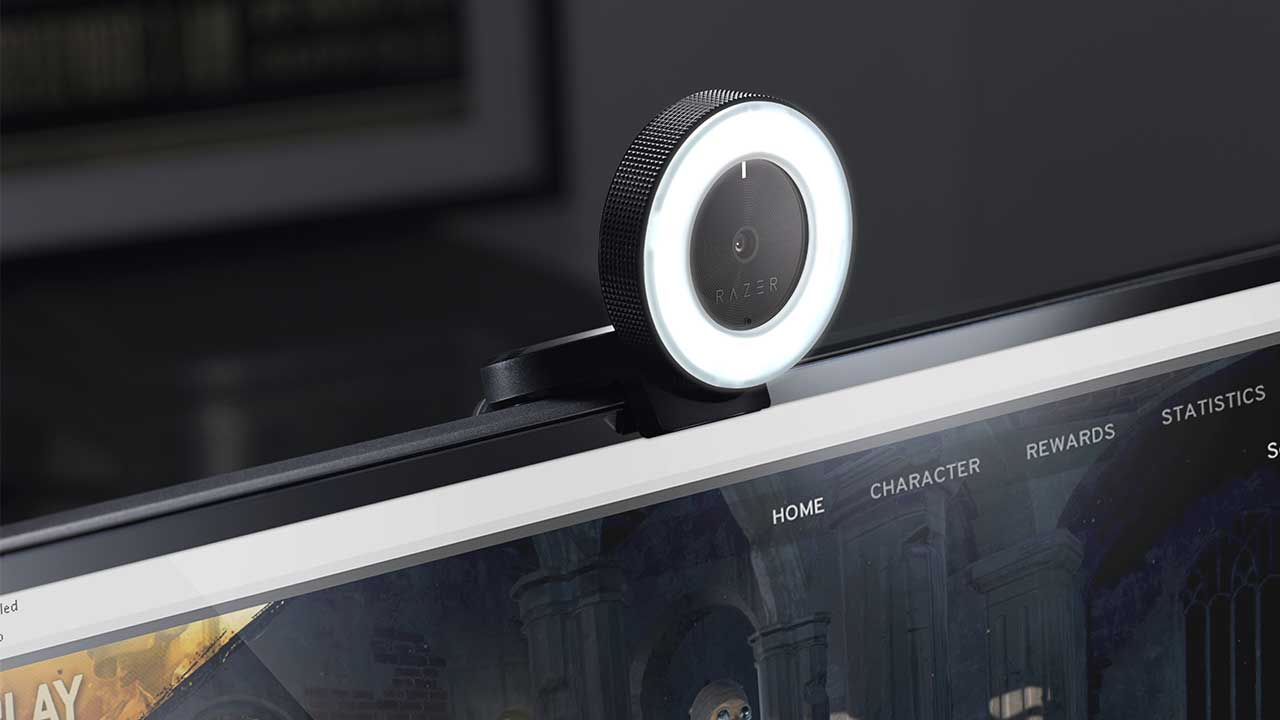 Razer presenta la videocamera Razer Kiyo e il microfono Razer Seiren X thumbnail