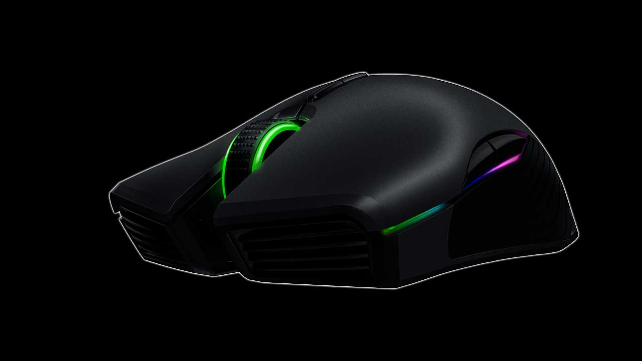 Razer Lancehead: il nuovo gaming mouse wireless professionale thumbnail