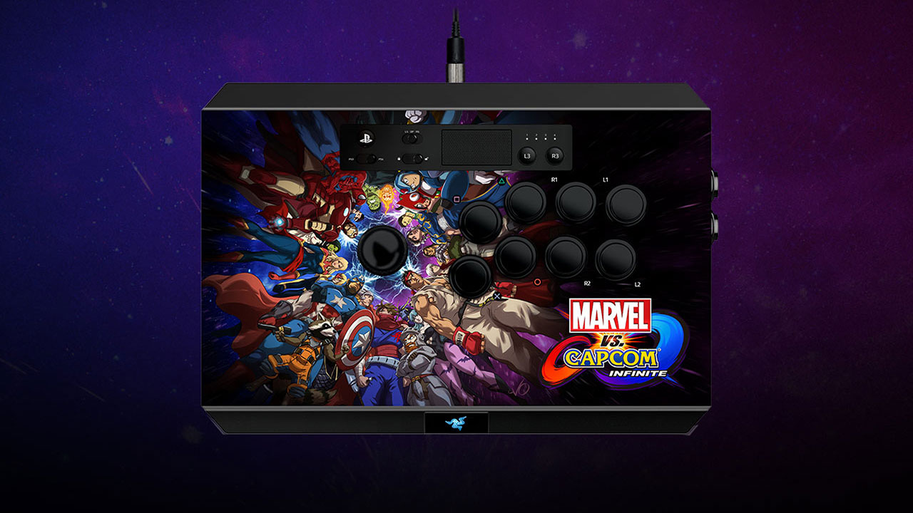 Marvel vs Capcom: Infinite, Razer lancia l'arcade stick per Playstation 4 thumbnail