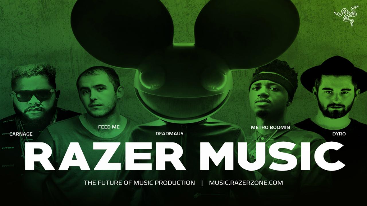 Razer Music annuncia le nuove partnership thumbnail