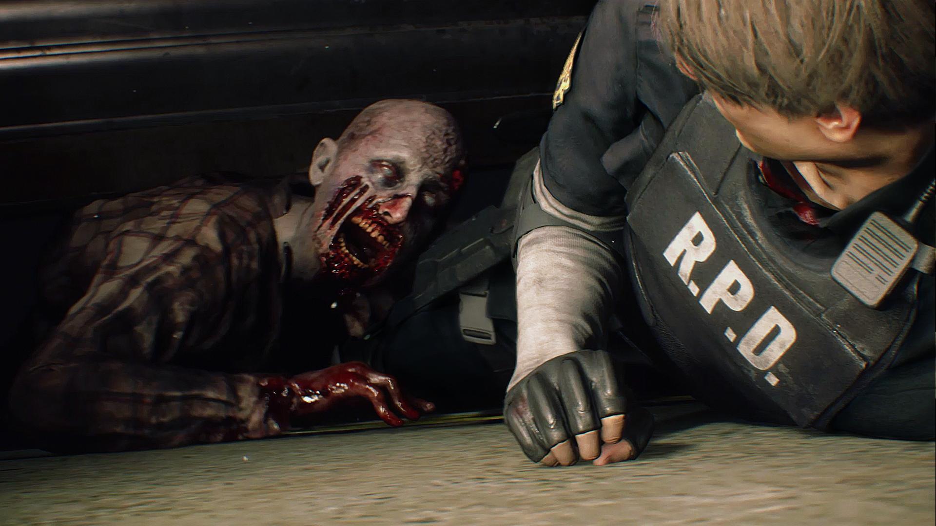 Resident Evil 2: nuovi dettagli emersi al Tokyo Game Show 2018 thumbnail