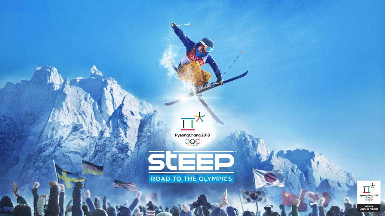 Steep Road to the Olympics è l'espansione dedicata alle Olimpiadi Invernali 2018 thumbnail