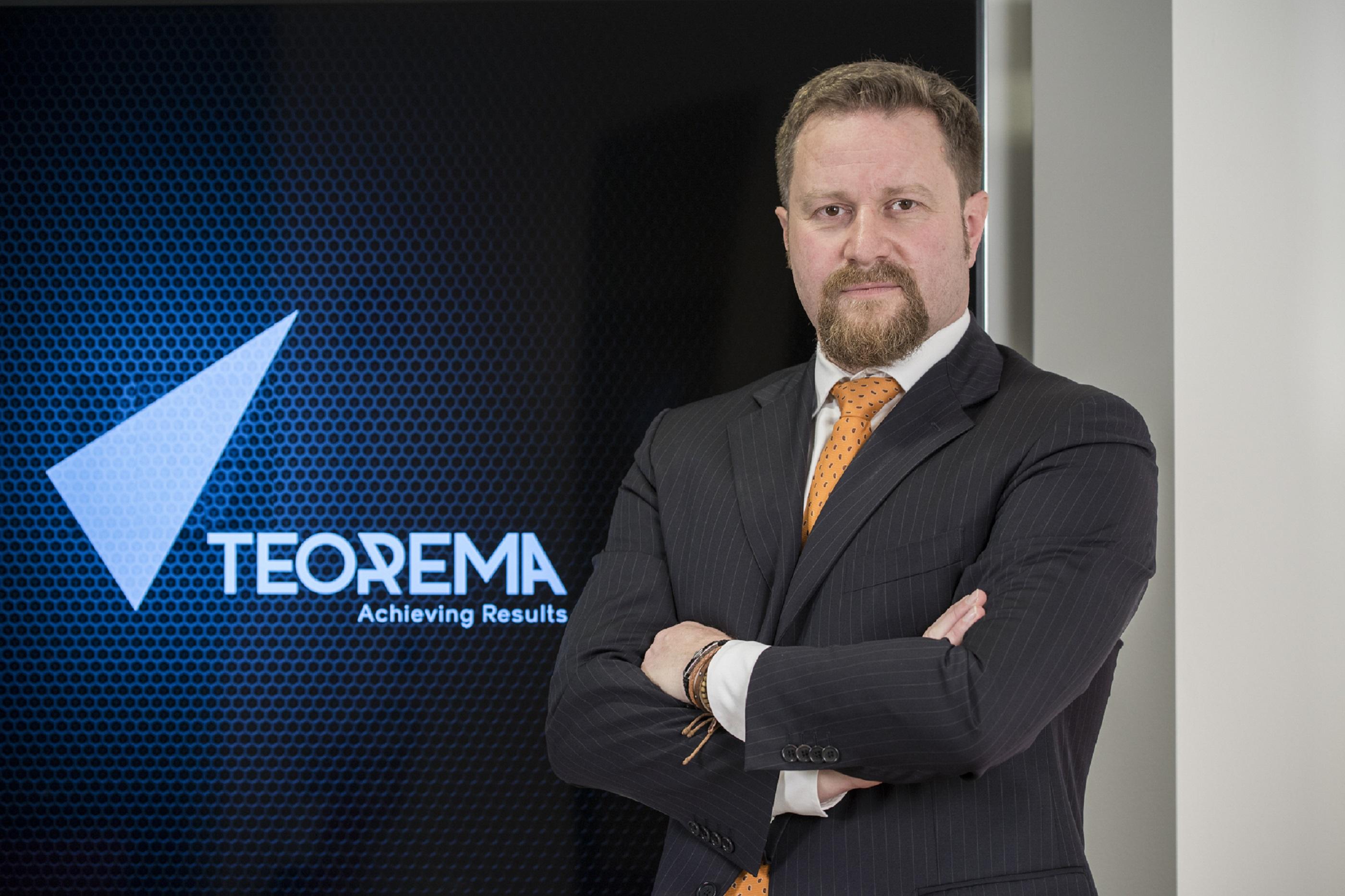 Teorema Engineering: Robert Vrčon è il nuovo Direttore Generale thumbnail