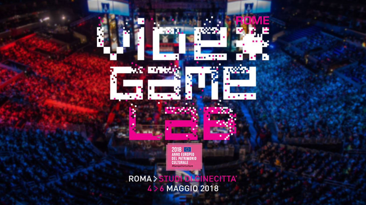 Vigamus Academy sarà presente al Rome Video Game Lab thumbnail