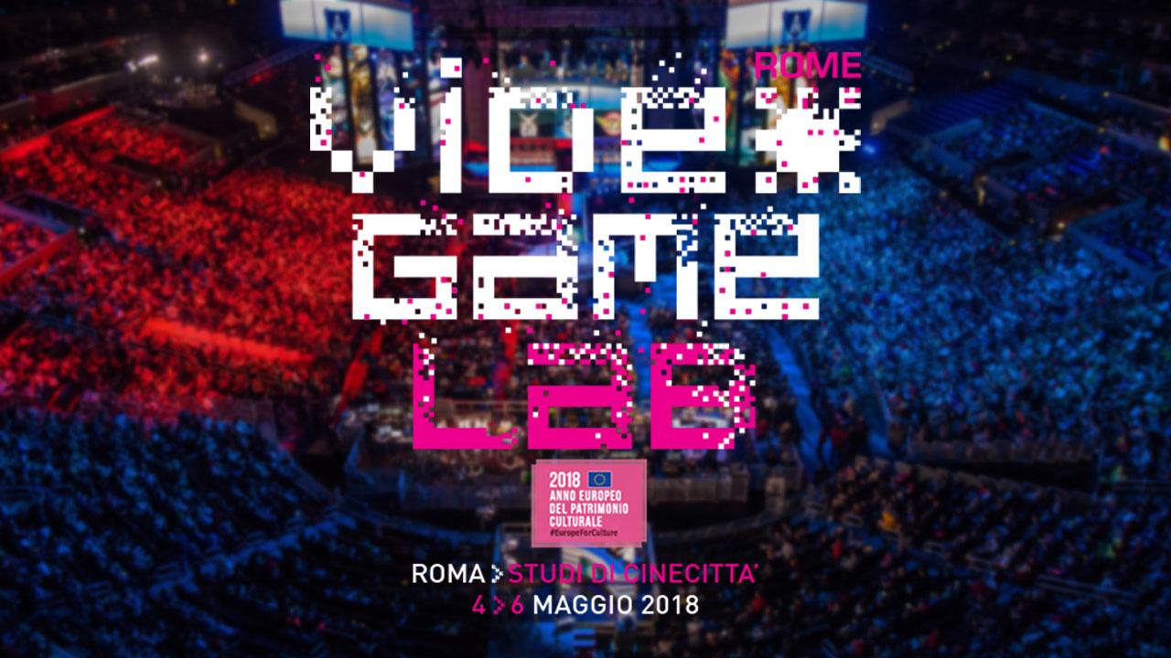 Vigamus Academy sarà presente al Rome Video Game Lab thumbnail