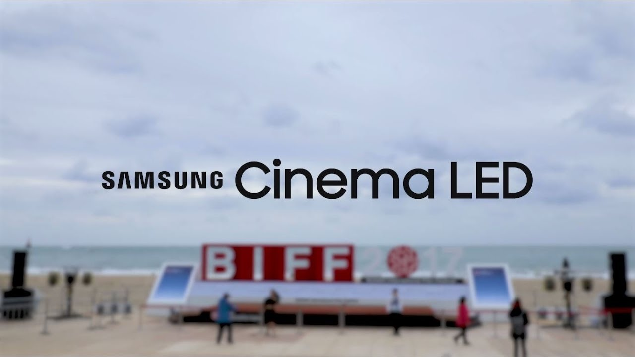 Lo schermo Samsung Cinema LED rivoluziona il mondo della cinematografia thumbnail