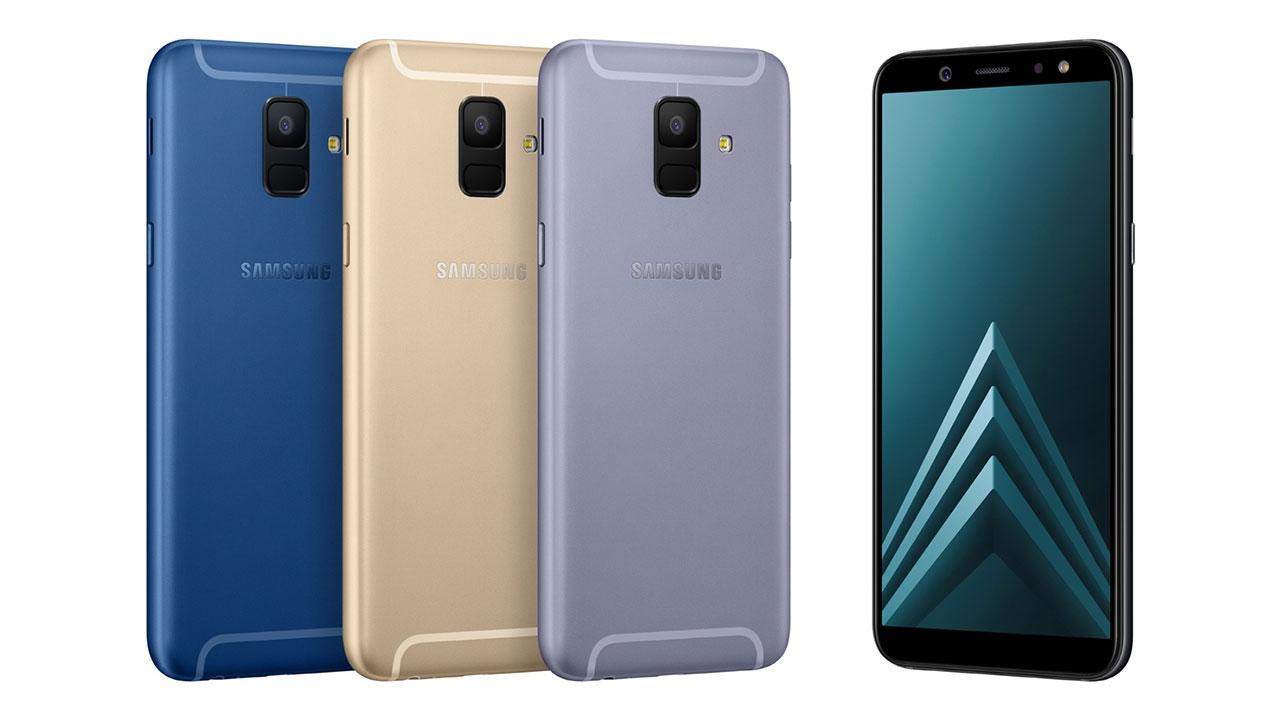 Samsung Galaxy A6 e A6 Plus: caratteristiche e prezzi thumbnail