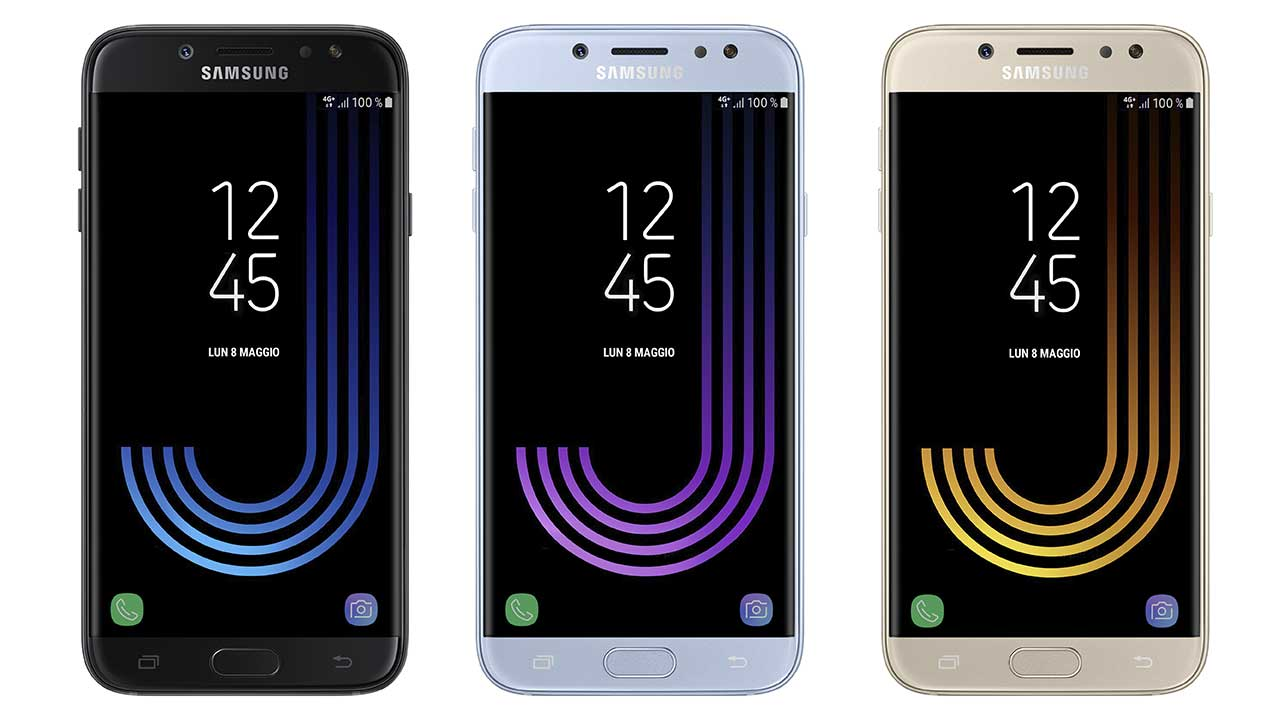 Samsung annuncia i nuovi Galaxy serie J thumbnail
