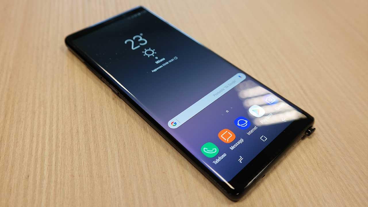Samsung Galaxy Note 9 è realtà, almeno secondo il governo cinese thumbnail