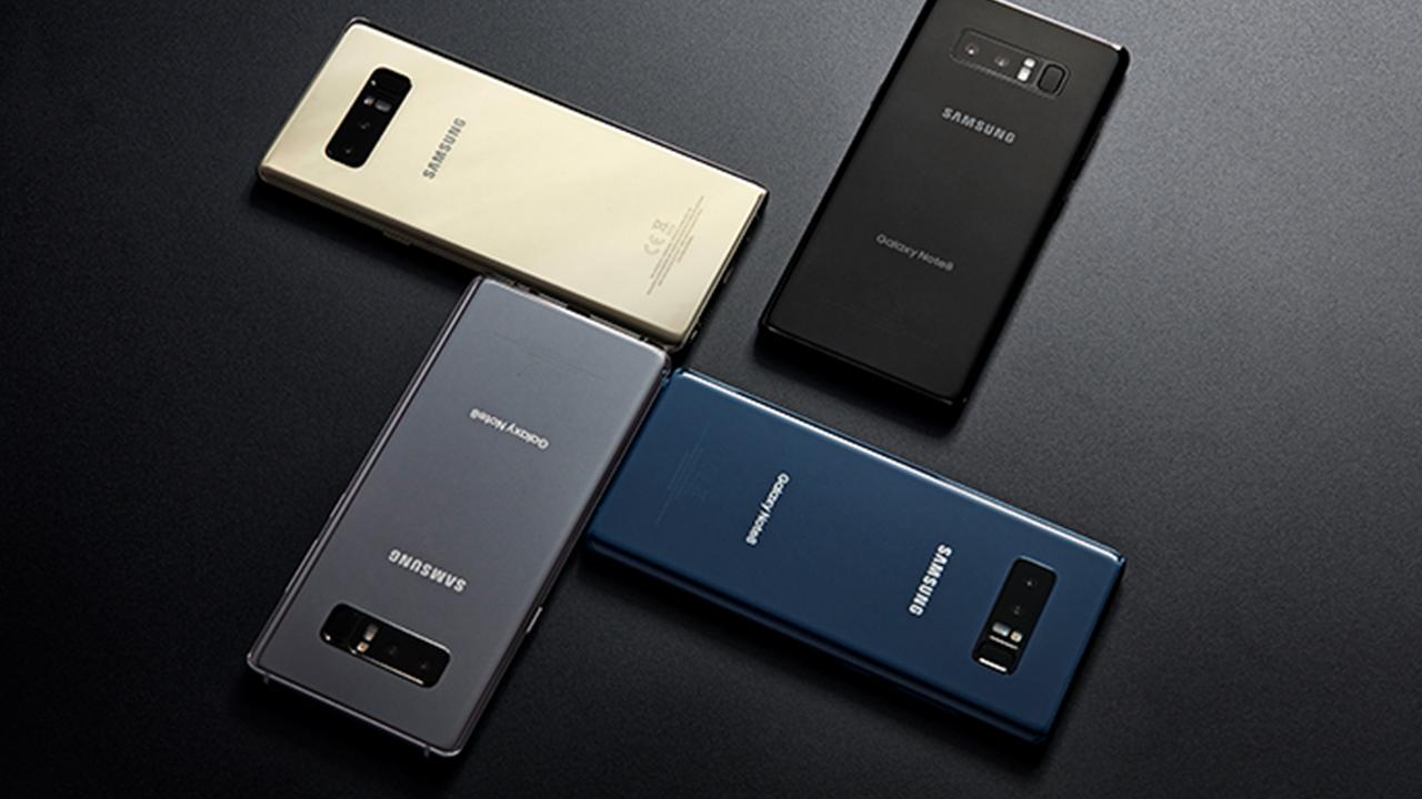 Samsung Galaxy Note 8 disponibile da oggi in Italia thumbnail