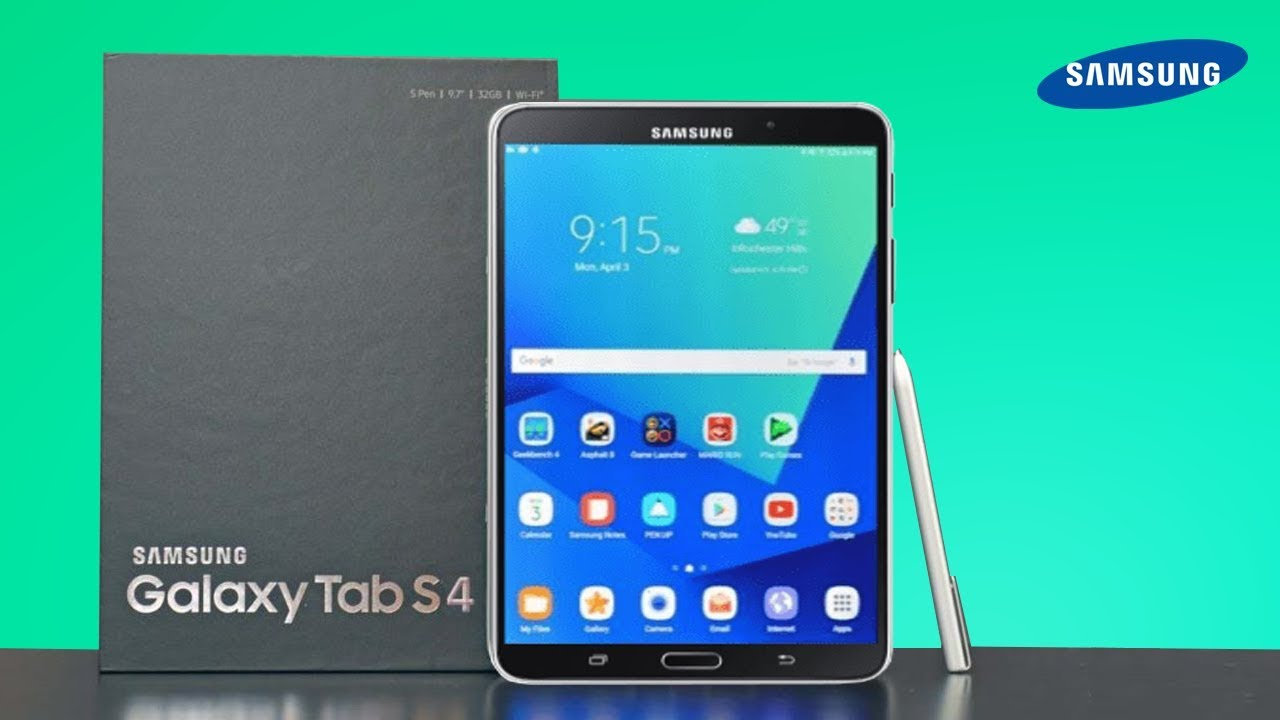 Samsung Galaxy Tab S4, sul web appaiono nuove immagini thumbnail