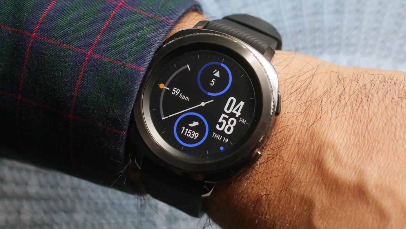 L'atteso Galaxy Watch compare sul sito ufficiale di Samsung thumbnail