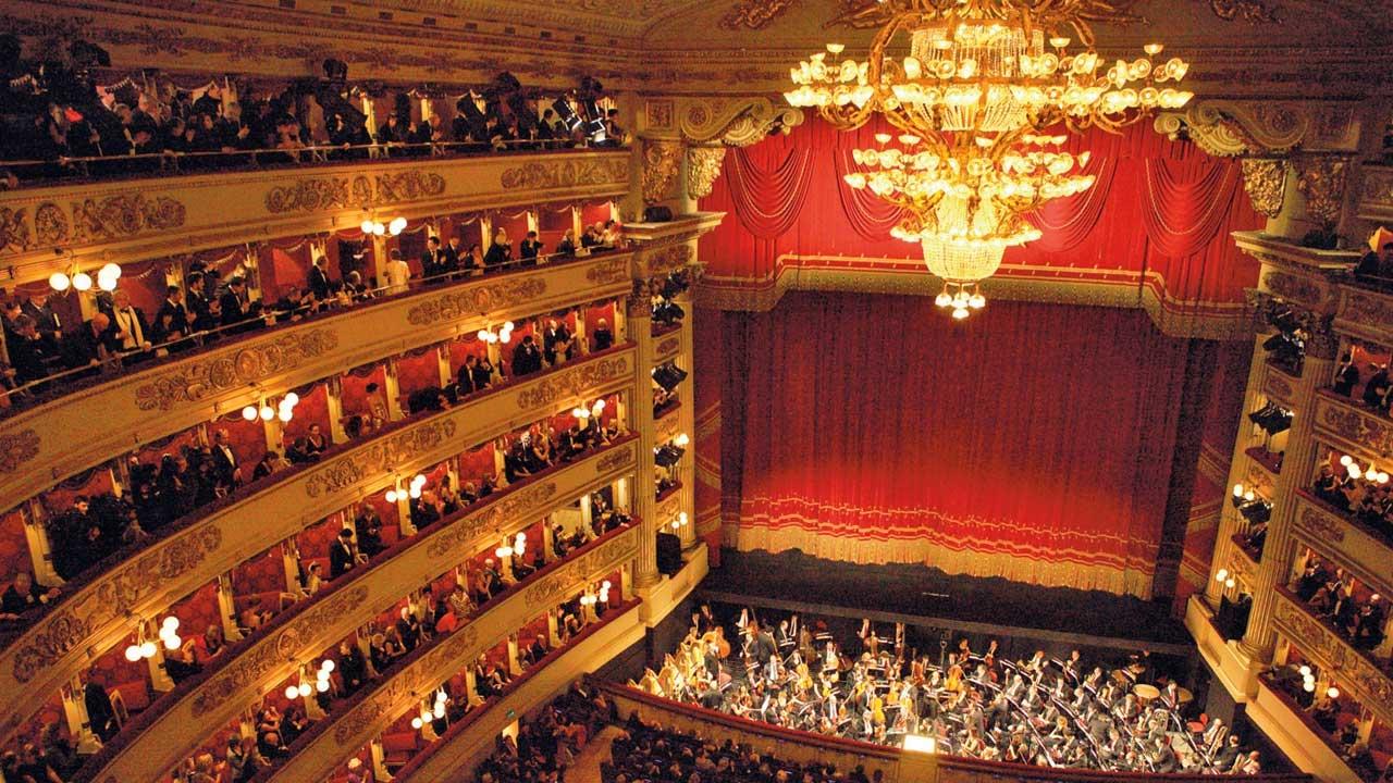 La Prima del Teatro alla Scala in diretta sul videowall Samsung in Galleria Vittorio Emanuele II thumbnail