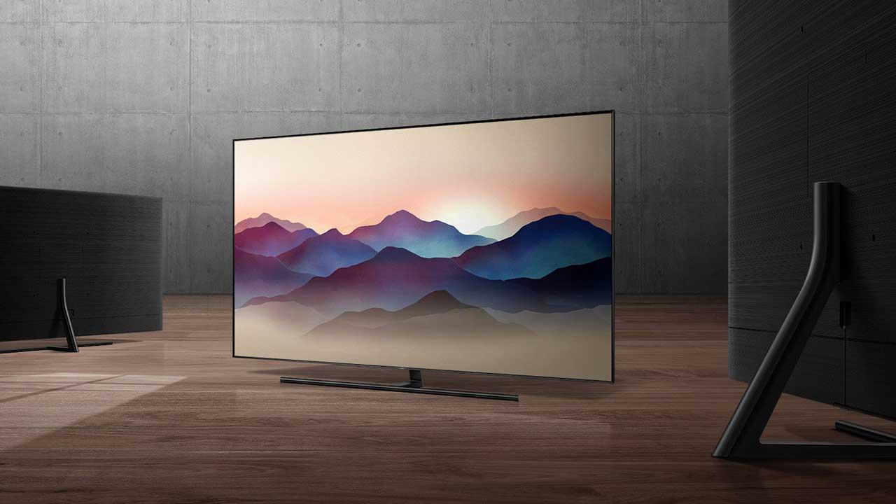Samsung QLED TV 2018: a tu per tu con la nuova gamma di televisori thumbnail