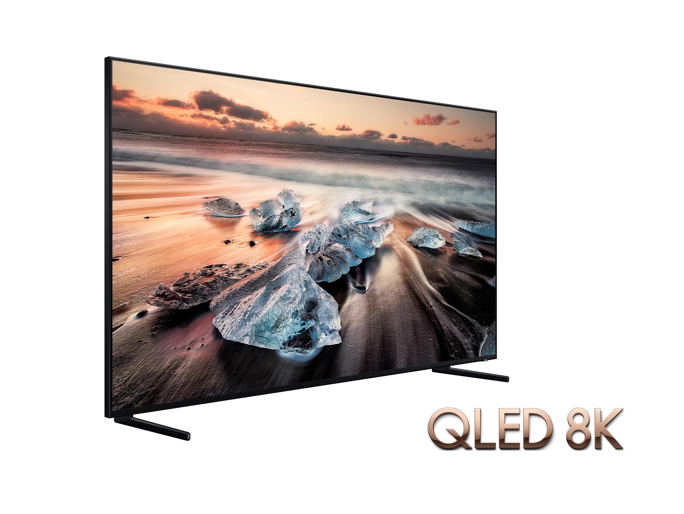 Samsung: ecco i nuovi QLED TV 8K Q900R | IFA 2018 thumbnail