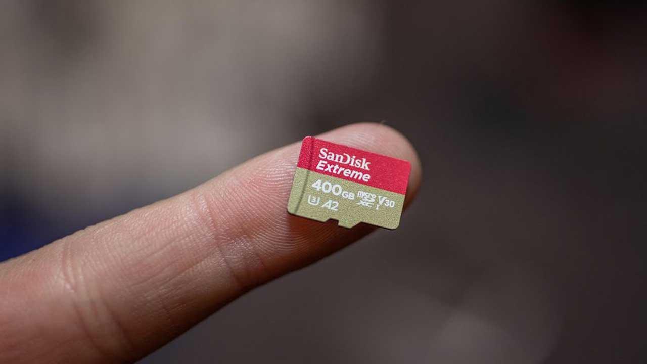 Western Digital: arriva la microSD SanDisk da ben 400GB | MWC 2018 thumbnail