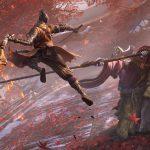 Sekiro boss fight Gamescom
