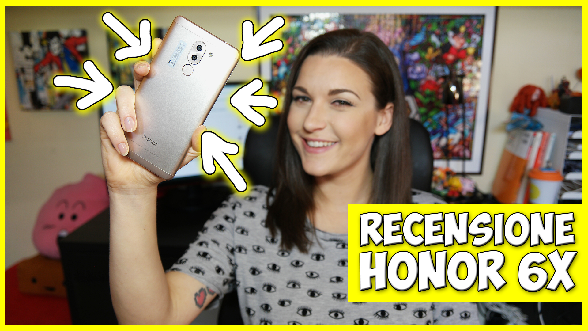 [Recensione] Honor 6X, lo smartphone low cost con i super poteri thumbnail