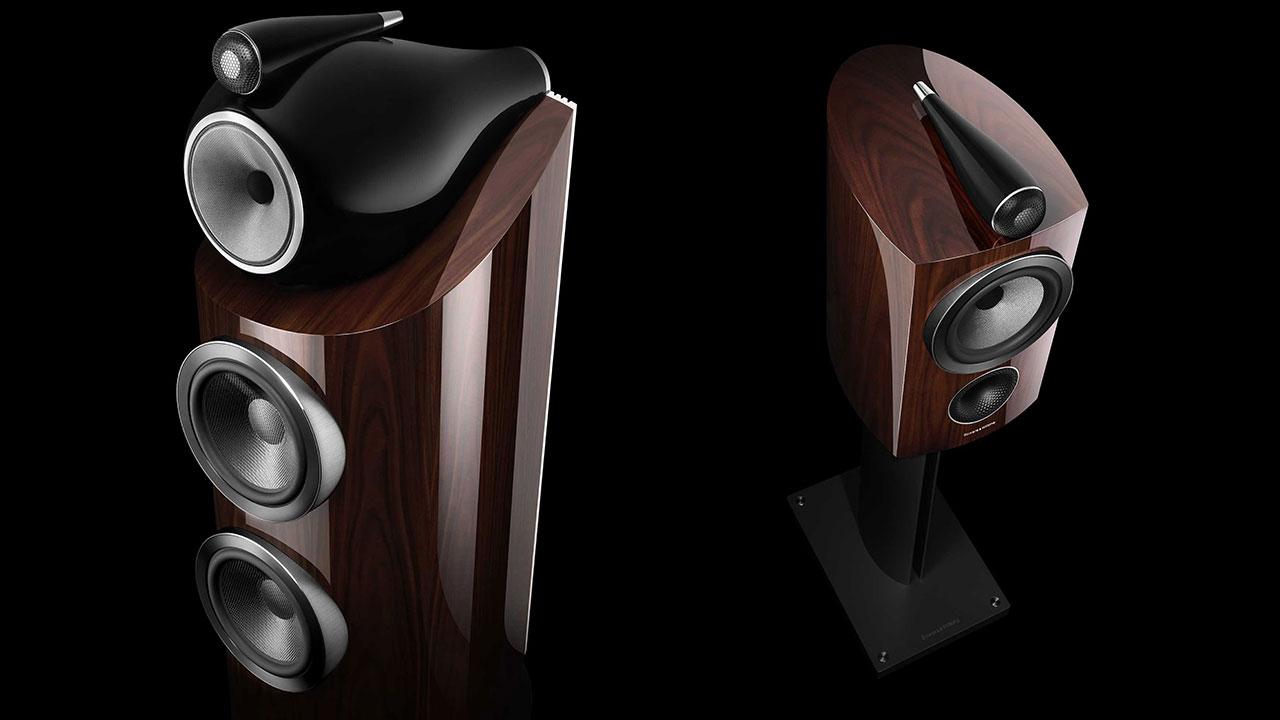 Bowers & Wilkins presenta i diffusori Serie 800 Diamond Prestige Edition thumbnail