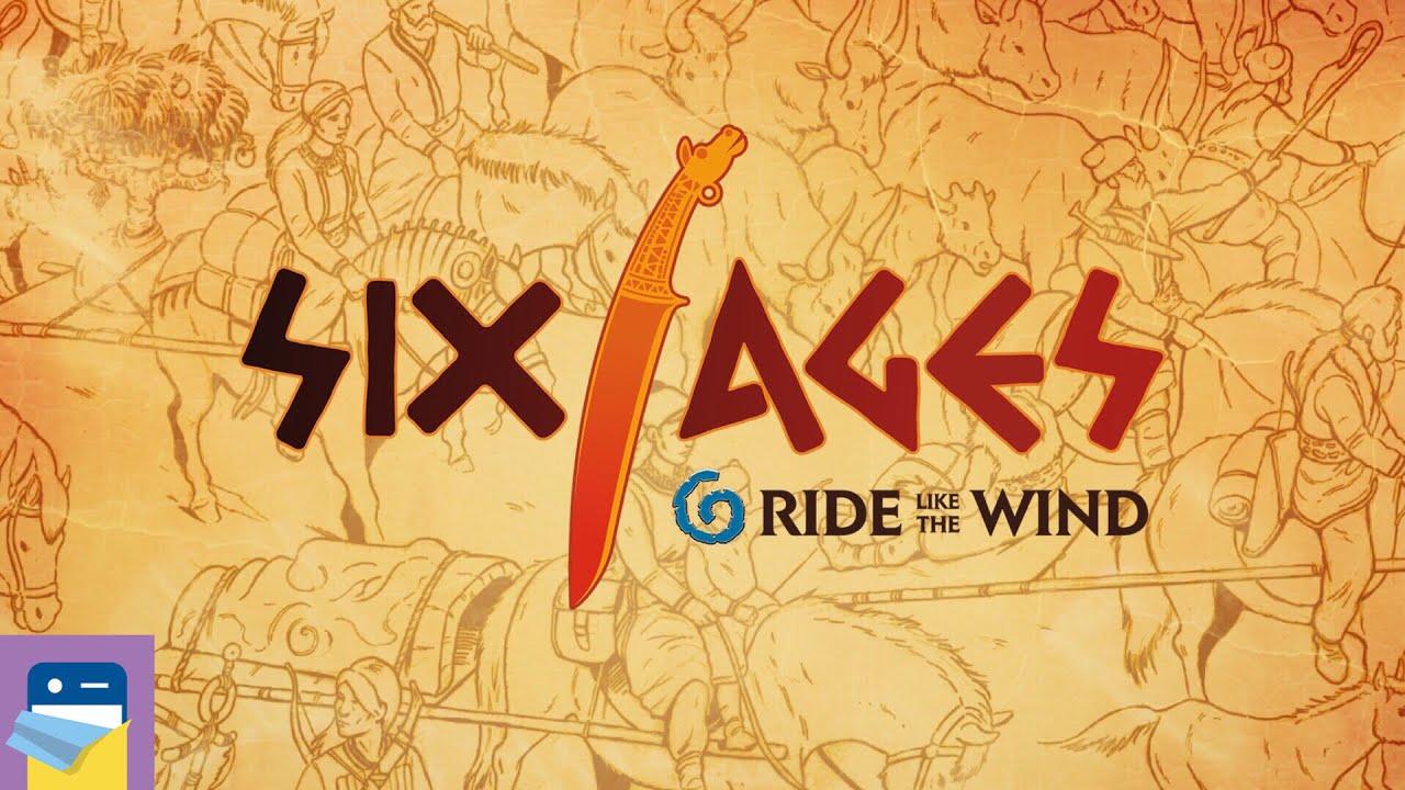 Six Ages: Ride Like The Wind, annunciato il seguito di King of Dragon Pass thumbnail