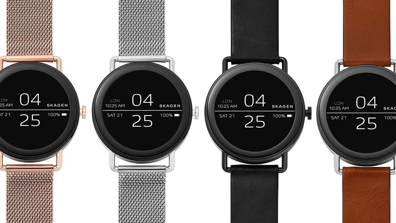 [CES 2018] Ecco il primo smartwatch touchscreen di Skagen thumbnail
